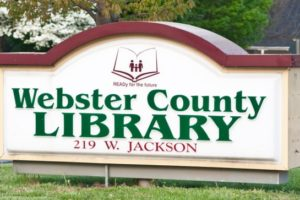 Webster County Library Marshfield